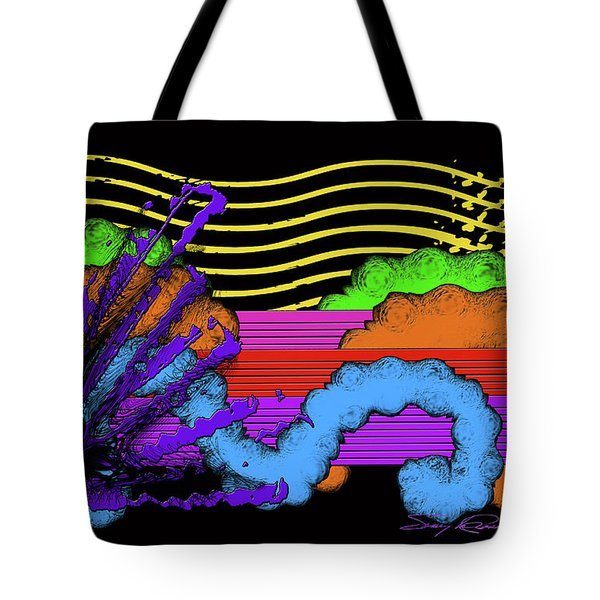 Leaps And Bound In The Sunshine Tote Bag