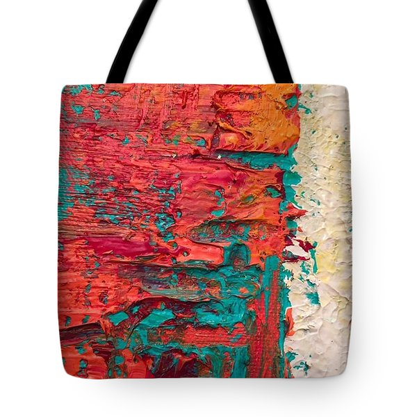 Learning Curve One Tote Bag