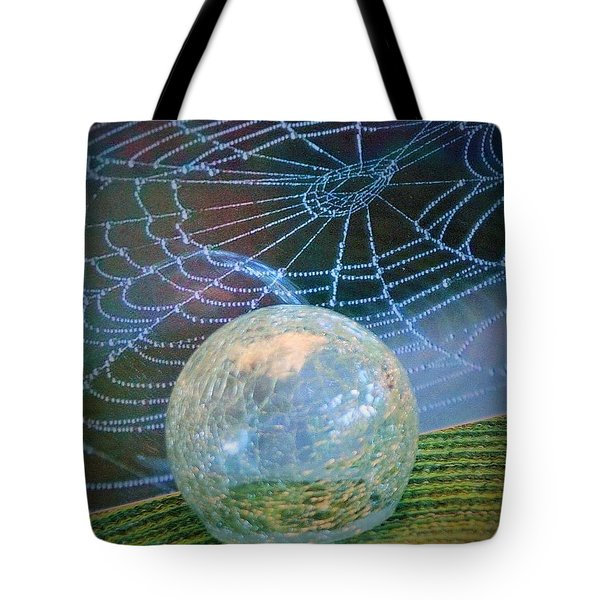 Learning Tote Bag by John Glass