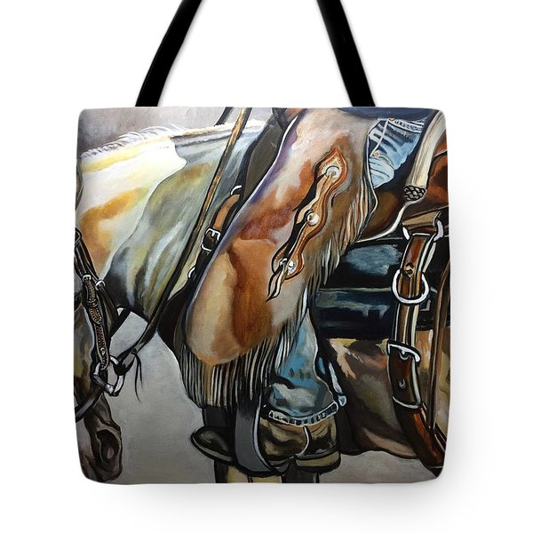 Learning To Bend Tote Bag