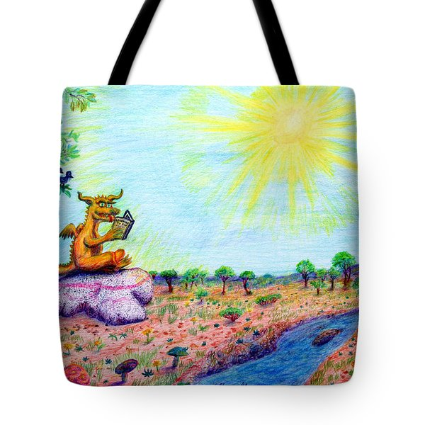 Learning To Fly Tote Bag