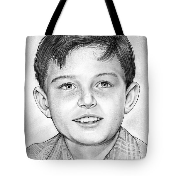 Leave It To Beaver Tote Bag