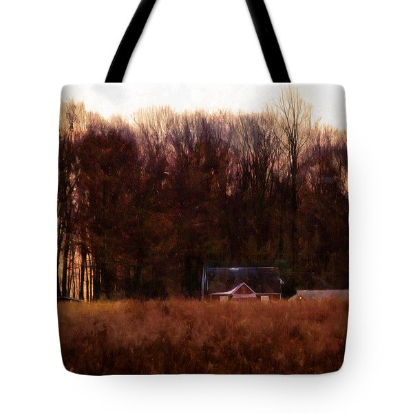 Leave The Light On For Me Tote Bag