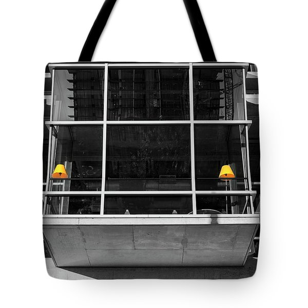 Leave The Lights On Tote Bag