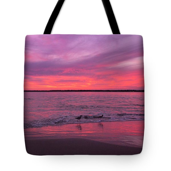 Leave Us To Dream 2 Tote Bag