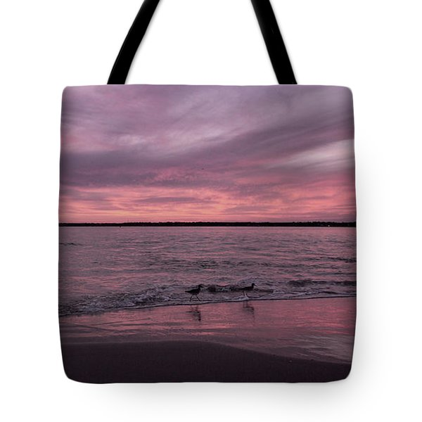 Leave Us To Dream 3 Tote Bag