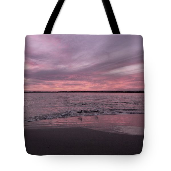 Leave Us To Dream 4 Tote Bag