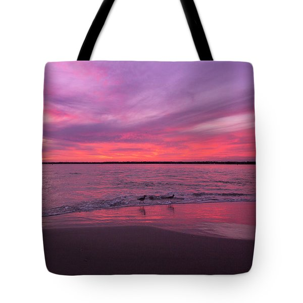 Leave Us To Dream Tote Bag