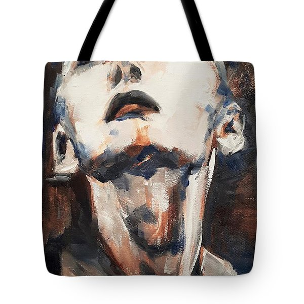 Leave While I Am Not Looking Tote Bag