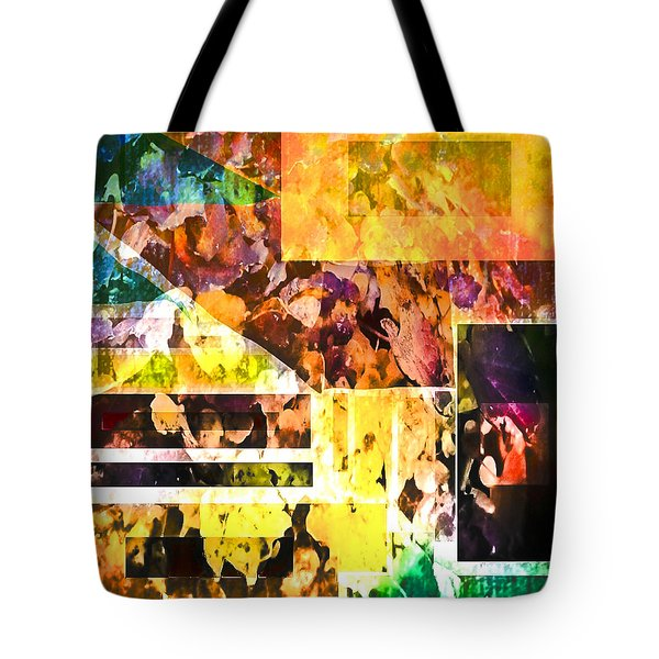 Leaves Tote Bag by Dale Stillman