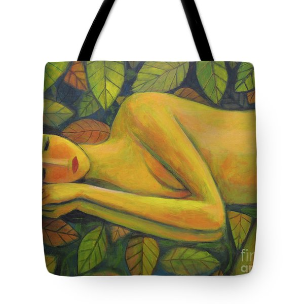 Leaves Of Absence Tote Bag