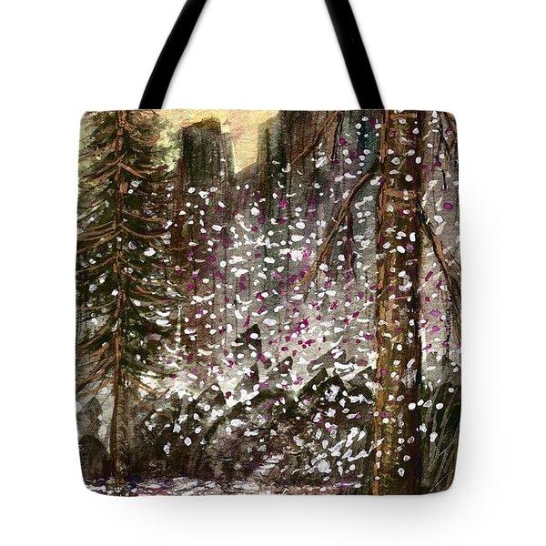 Leaves Of Change  Tote Bag