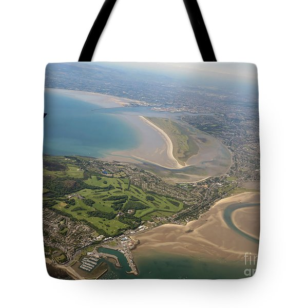 Leaving Dublin Ireland  Day10 Tote Bag