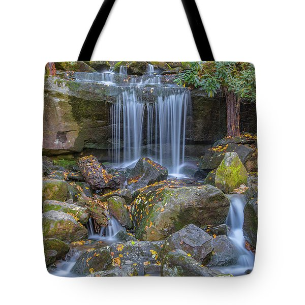 Leconte Creek Waterfall 2 Tote Bag