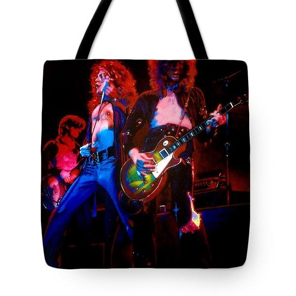 Led Zeppelin Tote Bag