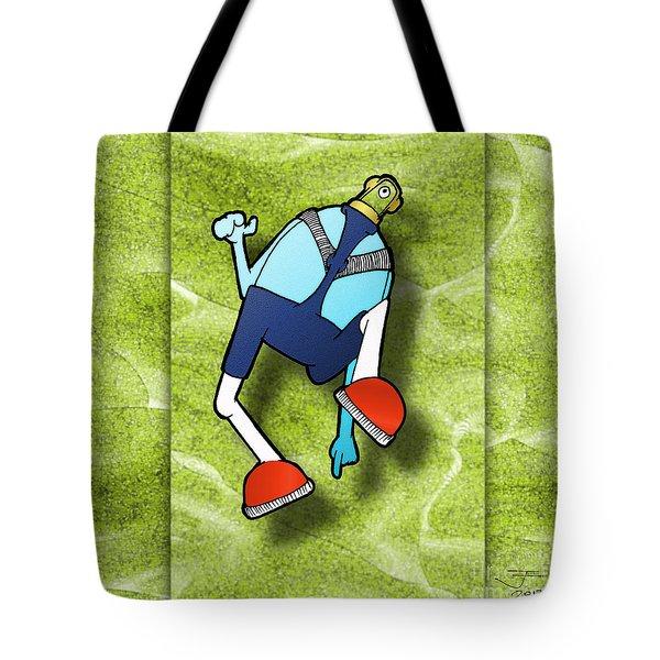Lederhosen Tote Bag