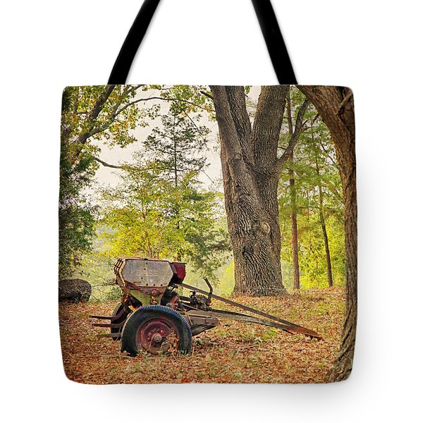 Left Behind Tote Bag