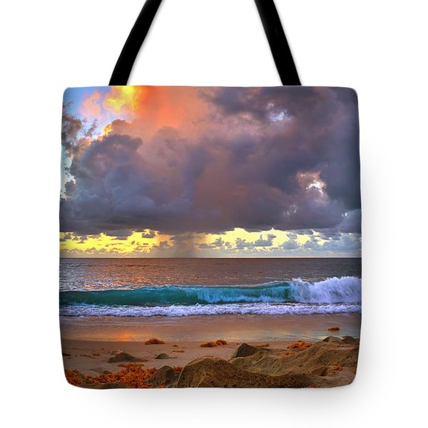 Left Behind - From Singer Island Florida. Tote Bag