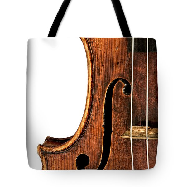 Tote Bag featuring the photograph Left F by Endre Balogh