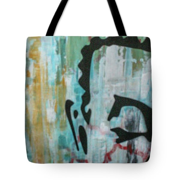 Left Heart  Tote Bag
