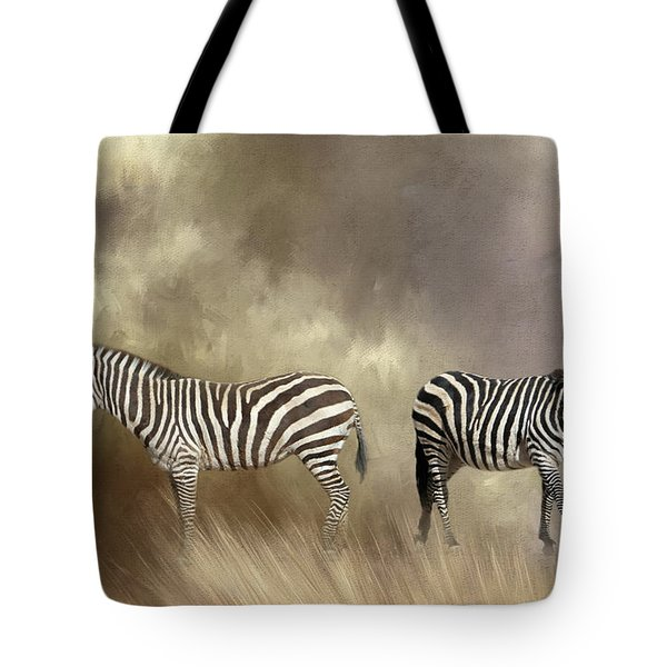 Tote Bag featuring the photograph Left Or Right by Donna Kennedy