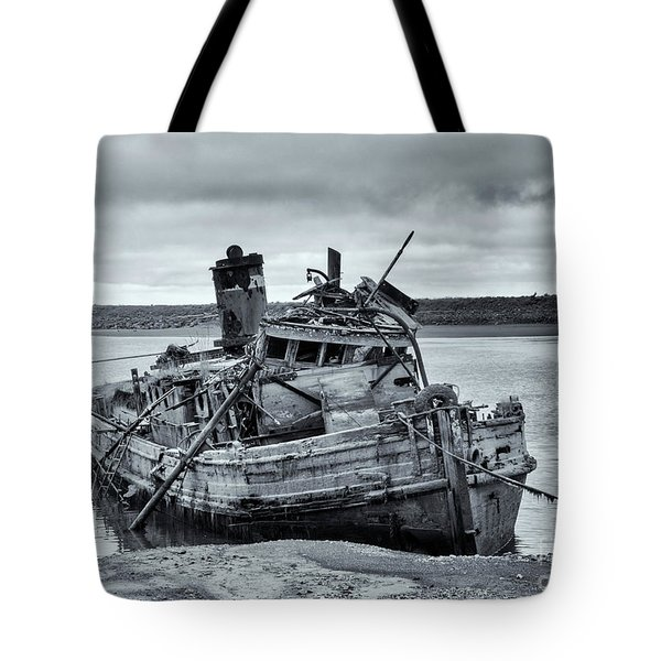 Left To Rot Tote Bag