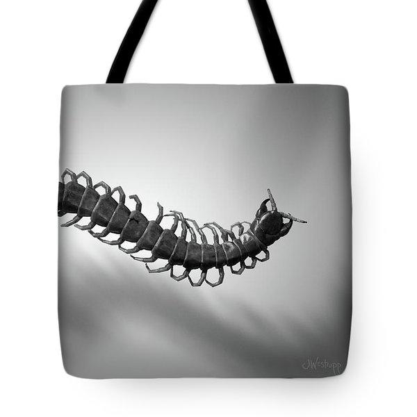 Leg Storm Tote Bag by Joseph Westrupp