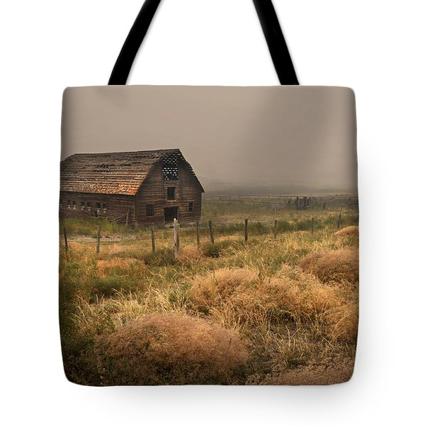 Legacy - Haynes Ranch Barn Tote Bag