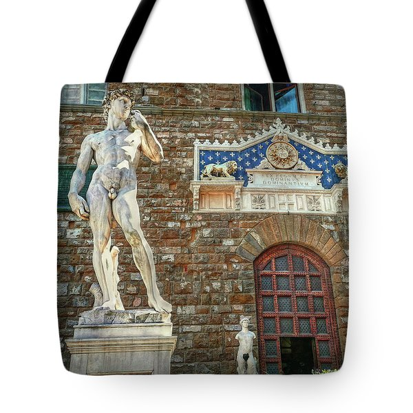 Tote Bag featuring the photograph Legal Nudity by Hanny Heim