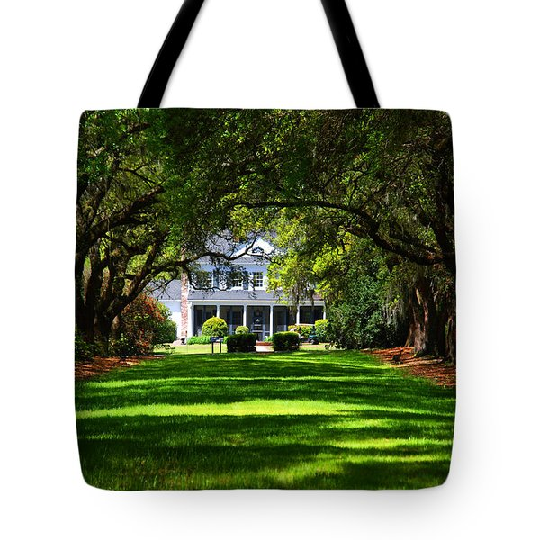 Legare Waring House Charleston Sc Tote Bag