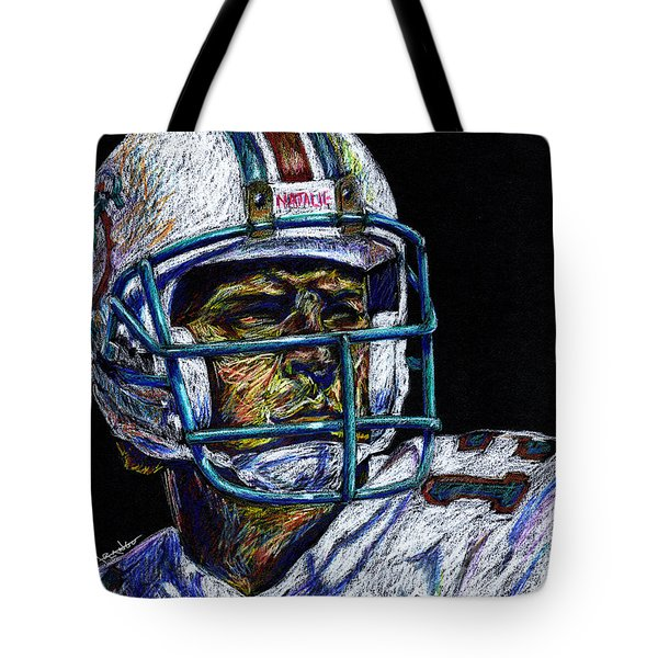 Legend Tote Bag by Maria Arango