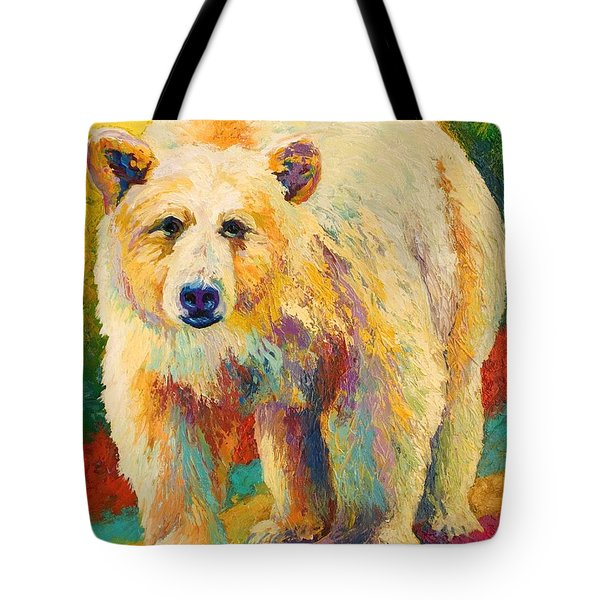 Legend Of The Misty Fjords Tote Bag