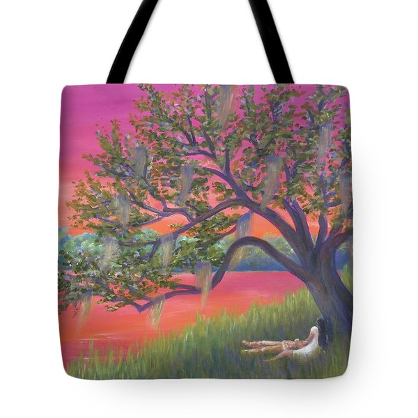 Legend Of The Wind Song Of The Marsh Tote Bag
