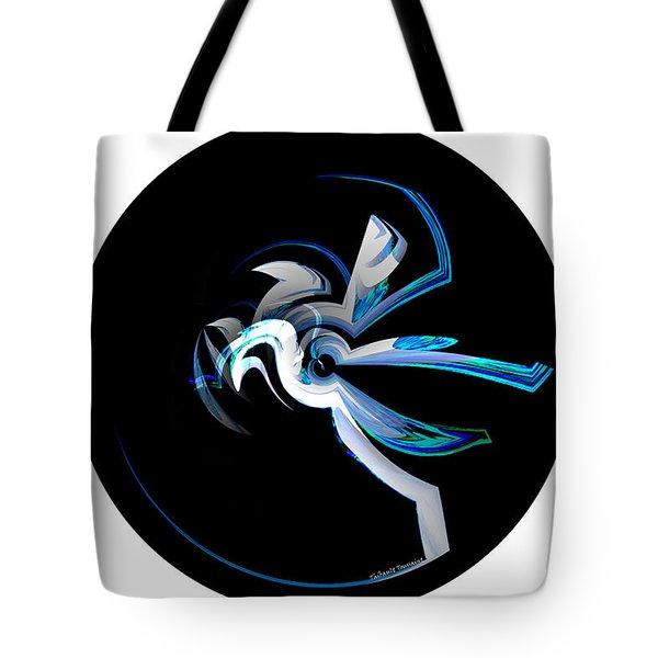 Legendary Horse Pegasus Tote Bag by Thibault Toussaint