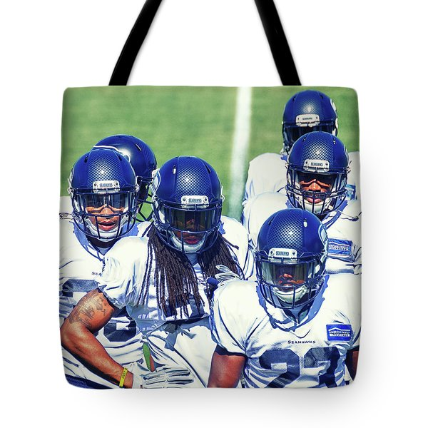 Legion Of Boom Tote Bag