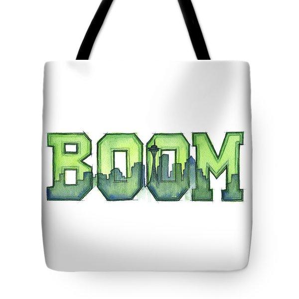 Legion Of Boom Tote Bag