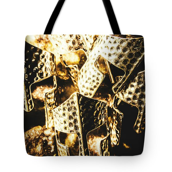 Legion Of History Tote Bag