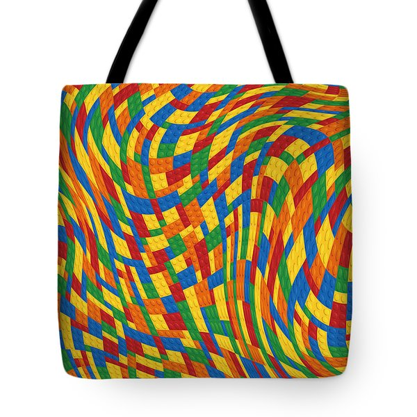Lego Dreams Tote Bag