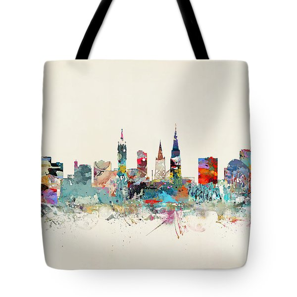 Leicester City England Tote Bag