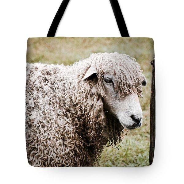 Leicester Longwool Tote Bag