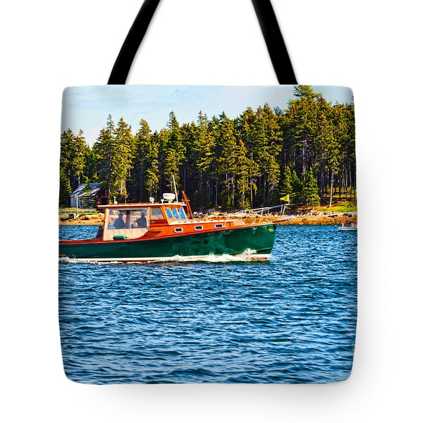 Tote Bag featuring the photograph Leisure Time by Anthony Baatz
