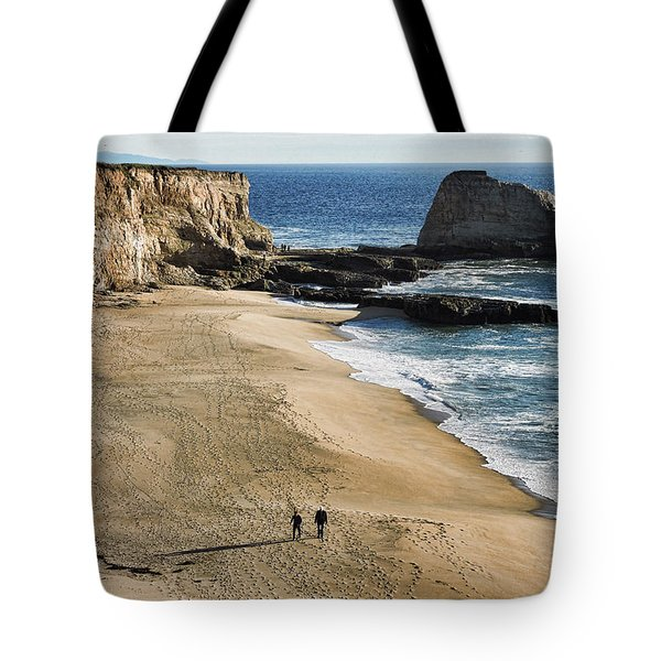 Leisurely Stroll Tote Bag