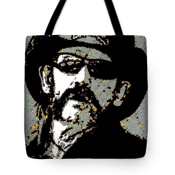 Lemmy K Tote Bag