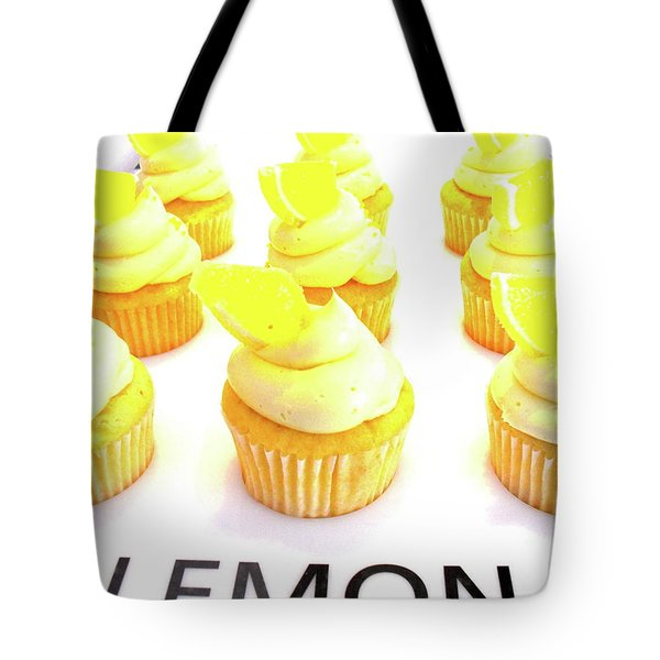 When Life Gives You Lemons Tote Bag by Beth Saffer