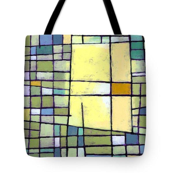 Lemon Squeeze Tote Bag by Douglas Simonson