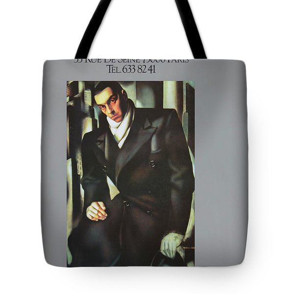 Lempicka #8716 Tote Bag