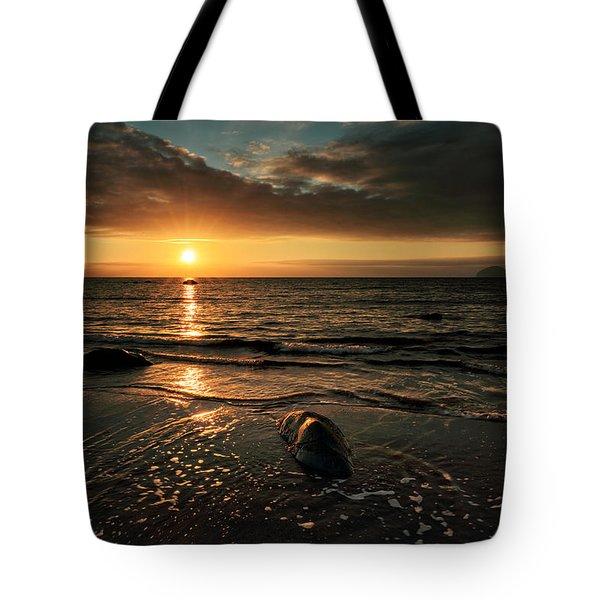Lendalfoot Sunset Tote Bag