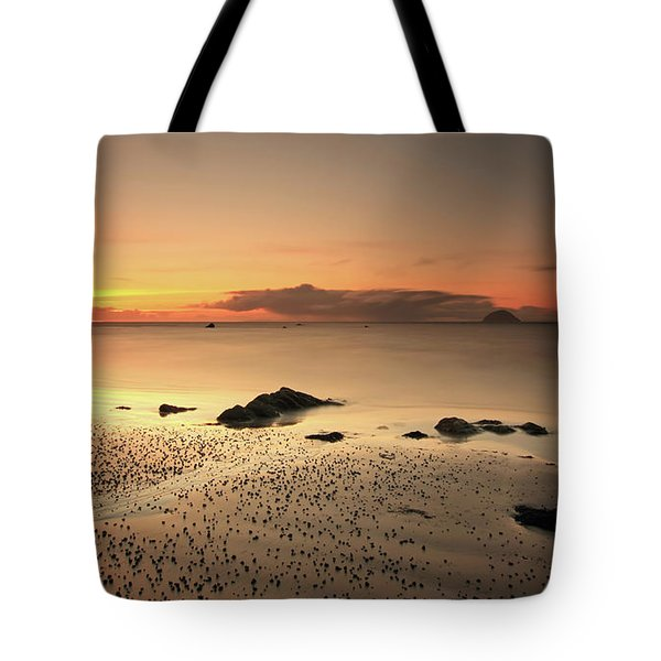 Lendalfoot Sunset Ref8962 Tote Bag