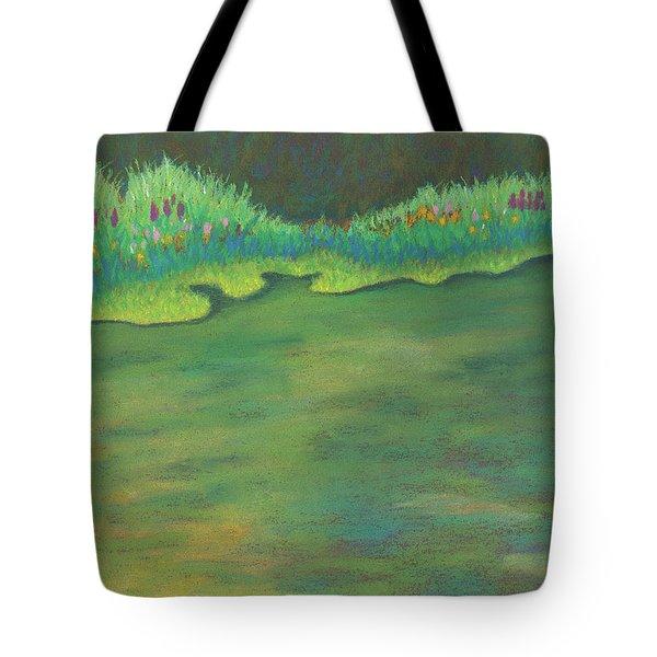Lenox Audubon Pond 3 Tote Bag