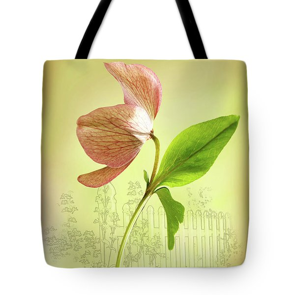 Lenton Rose 1 Tote Bag